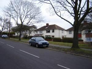 Housing on Sand Hill, Hawley