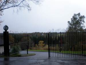 Easter Craggie Drive Gates