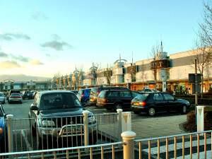 Monks Cross Shopping Centre York