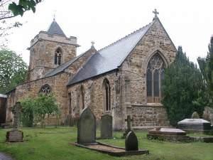 All Saints, Waltham