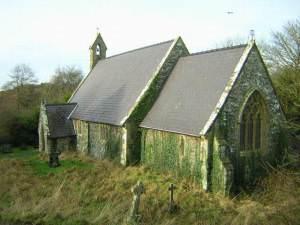 Eglwys St. Ceinwen, Cerrigceinwen.