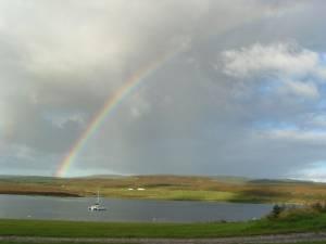Loch Greshornish, Skye