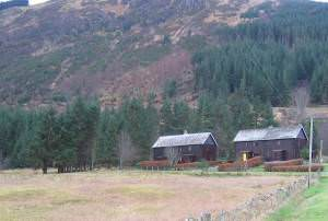 Forestry cottages