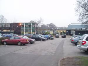 Sherwood Hall Comprehensive School, Mansfield
