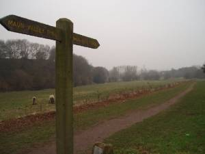 Maun Valley Trail, Mansfield
