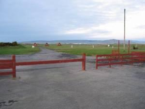 Machrihanish Caravan Park, south Kintyre.