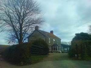 Longford Farm, home to the Meyler family circa 1800