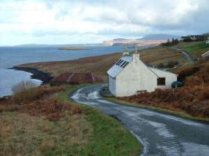 Roadside Cottage in Kildonan