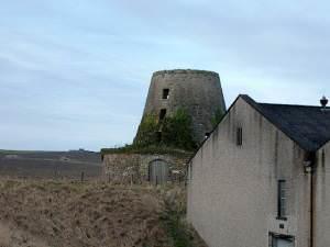 Ruined Windmill, Glenglassaugh