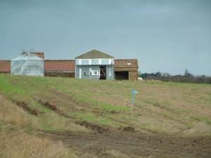 Feddinch Mains farm