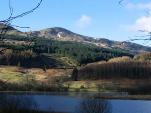 Head of Loch Lubnaig