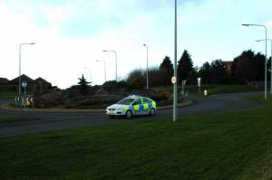 Redgate Hill Roundabout