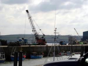 Padstow Dock