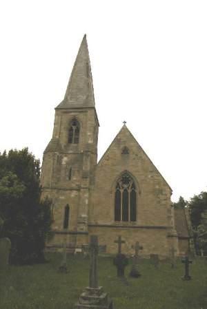 Naburn Church
