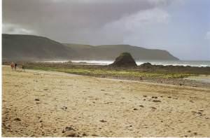 Black Rock, Widemouth Sand