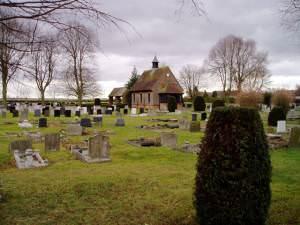 Burwell cemetery