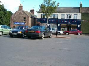 The Square Alyth.