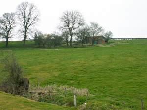 Farm building near Montford Grange