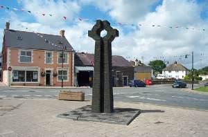 Celtic Cross, Narberth