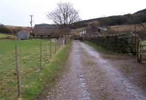 Low Place Farm Miterdale.