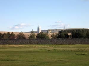 Broxmouth Park Observatory, near Dunbar