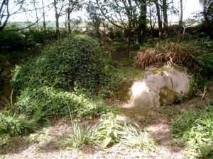 Mudmaid at Lost Gardens of Heligan
