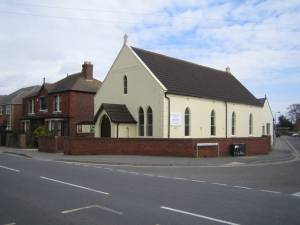Hayling Island: Elim Pentecostal Church