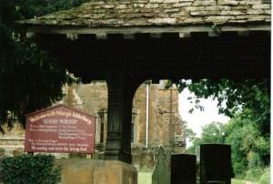 St Marys church Adderbury