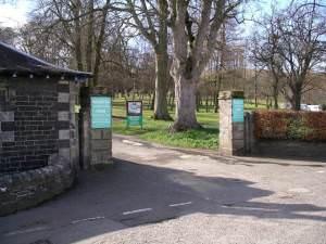 Entrance, Rosetta Camping and Caravan Park