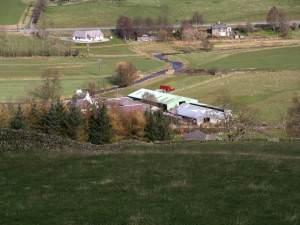 Chapelhill Farm, Peebles
