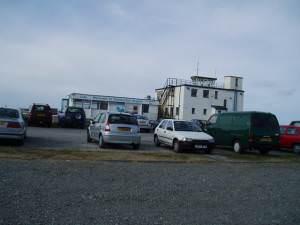 Caernarfon Airport Control Tower  & Cafe