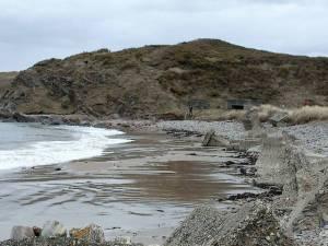 Sandend Beach near Portsoy