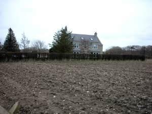 Mains of Glassaugh Farmhouse near Portsoy