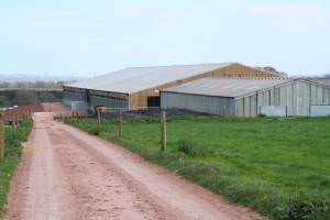 Langford Budville: North Gundenham Farm