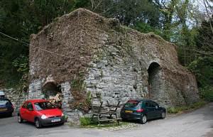 Old Lime Kiln at Perranarworthal