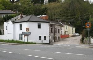 The Bottom of Cove Hill, Perranarworthal