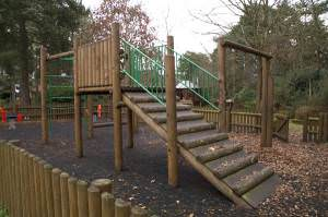 Playground at Clay Pipe Inn, Organford nr Wareham