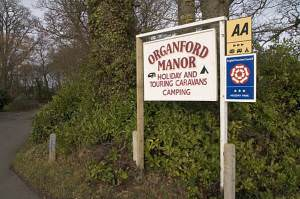 Organford Manor Holiday Park