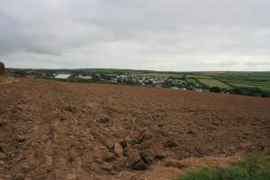 Farmland near Georgeham