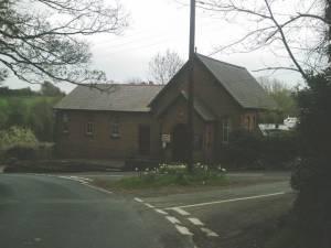 Cuddington Methodist Church