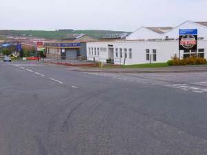 Black Park Industrial Estate, Stranraer