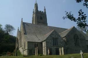 St. Mawgan Church