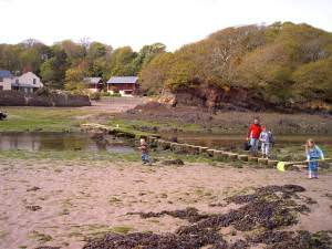 The crab bridge Sandy Haven Pill