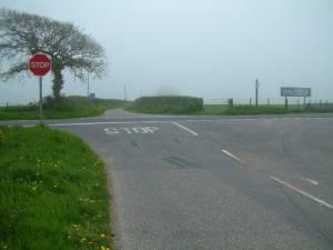 Charton Cross, Devon