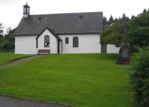 Torosay and Kinlochspelve Church, Craignure, Isle of Mull