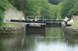 Weston Lock, Weston, Bath