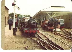 Eskdale Ravenglass Railway