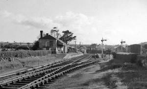 Boncath Station