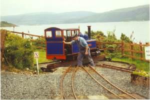 Isle of Mull Railway