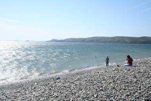 Nolton and Roche Community: Newgale Sands